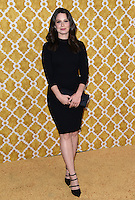 Katie Lowes @ the HBO premiere of 'Confirmation' held @ the Paramount Studios theatre.<br /> March 31, 2016