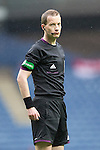 St Johnstone v Aberdeen...13.04.14    William Hill Scottish Cup Semi-Final, Ibrox<br /> Referee Willie Collum<br /> Picture by Graeme Hart.<br /> Copyright Perthshire Picture Agency<br /> Tel: 01738 623350  Mobile: 07990 594431