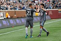 Minnesota United FC vs San Jose Earthquakes, May 12, 2018