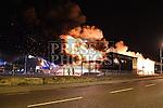 Fire Industrial Estate Drogheda 12-09-2015