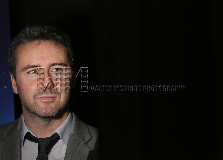 Scott Graham attends the Broadway Opening Night Performance After Party for 'The Curious Incident of the Dog in the Night-Time'  at Urbo on October 5, 2014 in New York City.