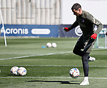 Atletico de Madrid's Jose Maria Gimenez during training session. March 20,2021.(ALTERPHOTOS/Atletico de Madrid/Pool)