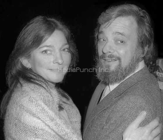 Judy Collins and Stephen Sondheim 1978<br /> Photo By Adam Scull/PHOTOlink/MediaPunch