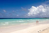 Strand von Cayo Coco, Archipielago de Camagüey, Provinz Ciego de Avila, Cuba