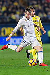 Gareth Bale of Real Madrid in action during their La Liga match between Villarreal CF and Real Madrid at the Estadio de la Cerámica on 26 February 2017 in Villarreal, Spain. Photo by Maria Jose Segovia Carmona / Power Sport Images