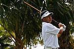 PALM BEACH GARDENS, FL. - David Berganio Jr. during Round Three play at the 2009 Honda Classic - PGA National Resort and Spa in Palm Beach Gardens, FL. on March 7, 2009.