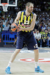 Fenerbahce Ulker Istambul's Luka Zoric during Euroleague Semifinal match. May 15,2015. (ALTERPHOTOS/Acero)