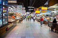 Myanmar, Burma, Yangon.  Scott's Market.