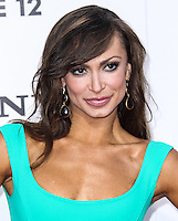 WESTWOOD, CA - JUNE 03: Karina Smirnoff attends Columbia Pictures' 'This Is The End' premiere at Regency Village Theatre on June 3, 2013 in Westwood, California. (Photo by Celebrity Monitor)