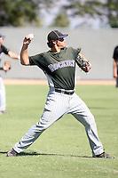 Nolan Arenado - Colorado Rockies - 2010 Instructional League.Photo by:  Bill Mitchell/Four Seam Images..