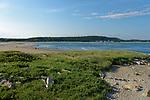 Popham Beach State Park, Phippsburg, Maine, USA
