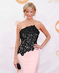 Anna Gunn attends 65th Annual Primetime Emmy Awards - Arrivals held at The Nokia Theatre L.A. Live in Los Angeles, California on September 22,2012                                                                               © 2013 DVS / Hollywood Press Agency