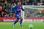 Nelson Cabral Semedo of FC Barcelona in action during the La Liga 2017-18 match between FC Barcelona and SD Eibar at Camp Nou on 19 September 2017 in Barcelona, Spain. Photo by Vicens Gimenez / Power Sport Images