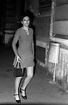 SANDRA MILO<br /> ROMA 1972