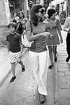 JACKIE ONASSIS  - CAPRI 1972