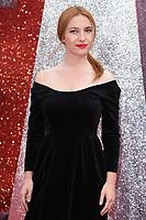 """Josephine De La Baume<br /> arriving for the """"Ocean's 8"""" European premiere at the Cineworld Leicester Square, London<br /> <br /> ©Ash Knotek  D3408  13/06/2018"""