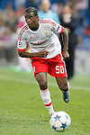 SL Benfica's Nelson Semedo during Champions League 2015/2016 match. September 30,2015. (ALTERPHOTOS/Acero)