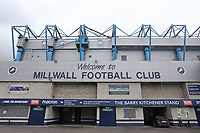 General view outside the ground ahead of Millwall vs Middlesbrough, Sky Bet EFL Championship Football at The Den on 8th July 2020