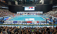 Arena total bazen Water polo European championship, Croatia - Serbia 10.1.1016. Januar 10. 2016. (credit image & photo: Pedja Milosavljevic / STARSPORT)