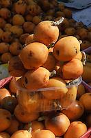 Markt in Palermo, Sizilien, Italien
