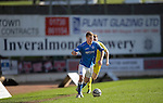 St Johnstone v St Mirren....21.03.15<br /> David Wotherspoon<br /> Picture by Graeme Hart.<br /> Copyright Perthshire Picture Agency<br /> Tel: 01738 623350  Mobile: 07990 594431