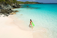 Katy Day<br /> Trunk Bay<br /> Virgin Islands National Park<br /> St. John, U.S. Virgin Islands