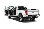 Car images of 2017 Ford F-250 Lariat-Crew-Cab 4 Door Pickup Doors