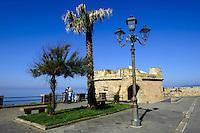 Torre di San Giacomo in Alghero, Provinz Sassari, Nord - Sardinien, Italien