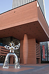 "March 6, 2010. Charlotte, North Carolina.. Over the last year, several museums and cultural institutions have opened within a 5 block radius of each other, adding another facet to downtown Charlotte.. The Bechtler Museum of Modern Art opened in January and is home to the private collection of the Bechtler family.  A Niki de Saint Phalle sculpture called ""The Firebird"" is a popular with people walking in downtown."