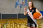 Paris McCarthy from Castleisland was crowned Miss Basketball 2019 at the 50th annual St. Mary's Basketball Blitz recently