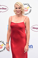 Anastasia Pavlyunchenkova<br /> arriving for the Tennis on the Thames WTA event in Bernie Spain Gardens, South Bank, London<br /> <br /> ©Ash Knotek  D3412  28/06/2018