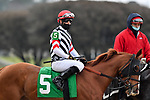 February 28, 2021: Our Super Freak #5 , ridden by David Cohen in the Bayakoa Stakes (Grade 3) for trainer Cherie DeVaux at Oaklawn Park in Hot Springs,  Arkansas. Ted McClenning/Eclipse Sportswire/CSM