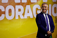 Former minister Alfonso Pecoraro Scanio on the stage during the closing of the election campaign for the new mayor of the city.<br /> Rome (Italy), October 1st 2021<br /> Photo Samantha Zucchi Insidefoto