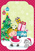 Sharon, CHRISTMAS CHILDREN, WEIHNACHTEN KINDER, NAVIDAD NIÑOS, GBSS, paintings+++++,GBSSC75XNJA,#XK#