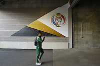 Seattle, WA - Tuesday June 14, 2016: Bolivia  prior to a Copa America Centenario Group D match between Argentina (ARG) and Bolivia (BOL) at CenturyLink Field.