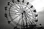 The Ferris wheel at Pier Park in Panama City Beach, Fla. Aug. 7, 2010.