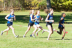Christopher Newport University at the USA South Atlantic Cross Country Championship