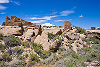 Hovenweep-Cajon, Utah, USA