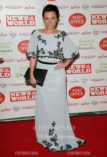 Louisa Lytton arriving for The Children's Champion Awards 2011, at the Grosvenor House Hotel, London. 30/03/2011  Picture by: Alexandra Glen / Featureflash