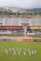 Honduras U-17 Men vs Barbados, February 15, 2011