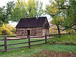 Teddy Roosevelt's cabin