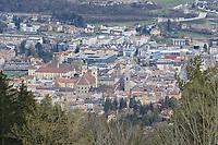 2021 Cycling Tour of the Alps Stage 1 Bressanone, Innsbruck, Italy, Austria Apr 19th; Brixen, Bressanone city