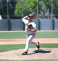 Matt Frisbee - San Francisco Giants 2019 spring training (Bill Mitchell)