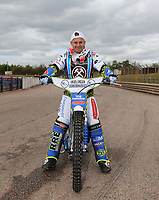 David Mason of Lakeside Hammers<br /> <br /> Photographer Rob Newell/CameraSport<br /> <br /> National League Speedway - Lakeside Hammers Press Day - Thursday 13th April 2017 - The Arena Essex Raceway - Thurrock, Essex<br /> © CameraSport - 43 Linden Ave. Countesthorpe. Leicester. England. LE8 5PG - Tel: +44 (0) 116 277 4147 - admin@camerasport.com - www.camerasport.com