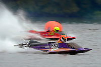 H-83 and Y-20   (PRO Outboard Hydroplane)