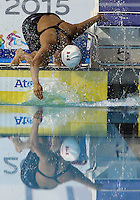 Toronto, Ontario, August 10, 2015. Katarina Roxon competes in swimming during the 2015 Parapan Am Games . Photo Scott Grant/Canadian Paralympic Committee