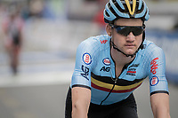 Tim Wellens (BEL/Lotto-Soudal) rolling in<br /> <br /> Men Elite Road Race<br /> <br /> UCI 2017 Road World Championships - Bergen/Norway