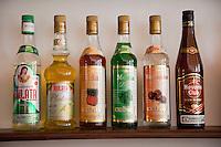 Cuba, Trinidad.  Cuban Rum and other Alcoholic Liqueurs.