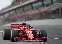2018 Formula 1 Testing Barcelona - 27-29.02.2018