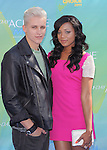 Tiffany Hines and Leebo Freeman at The Fox 2011 Teen Choice Awards held at Gibson Ampitheatre in Universal City, California on August 07,2010                                                                               © 2011 Hollywood Press Agency